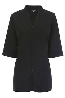 Health & Beauty Spa Uniform, Hairdresser Salon Tunic TU12 Made In England