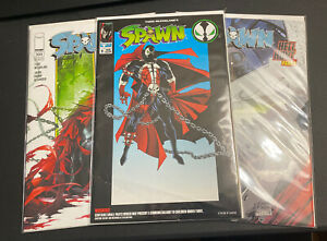 Spawn-305-2-Covers-amp-Spawn-1-Todd-Toys-Comic-94-3-Comics