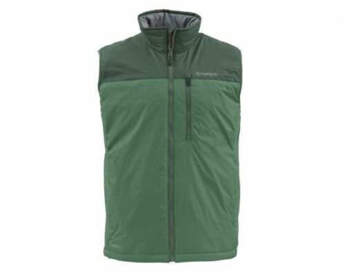 Simms Midstream Insulated Vest Beetle  Size Medium Closeout