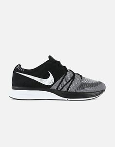 483d1ce8138c Image is loading 2018-Nike-Flyknit-Trainer-Black-White-Oreo-AH8396-