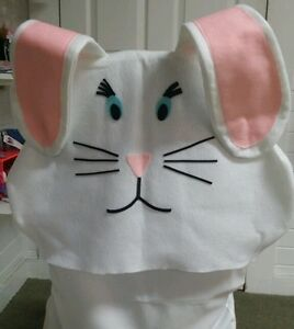 Fantastic Details About Easter Bunny Chair Back Covers Set Of 4 Personalized Spiritservingveterans Wood Chair Design Ideas Spiritservingveteransorg