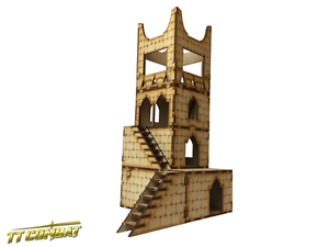 TTCombat - RPG Scenics - (RPG005) – Guardian Watchtower