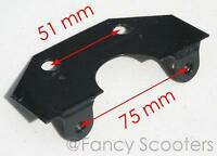 Dirt Bike Number Plate Mount Piece, Part17189