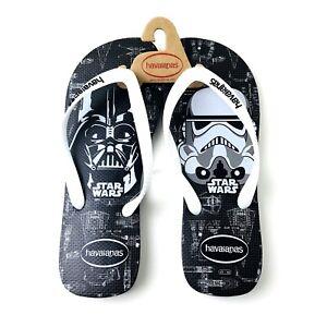 7b0dd12b7 Image is loading Havaianas-MEN-Star-Wars-Stormtroopers-Flip-Flop-Sandals-