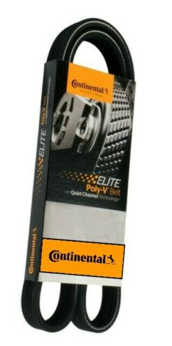 S60 NEW D4060725 Serpentine Belt-2.5T Continental Elite Fits Volvo C70 S70