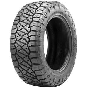4 New Nitto Ridge Grappler  - 265x50r20 Tires 2655020 265 50 20
