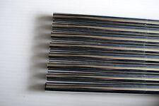 New Un-Marked Nippon Stiff Flex Steel Iron Shafts 4-PW & SW .370 Tip