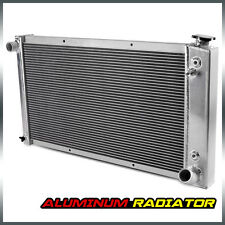 New For CHEVY C/K SERIES C10 C20 K10 K20 PICKUP 67-72 Aluminum Radiator