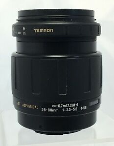 Tamron-AF-28-80mm-f-3-5-5-6-Aspherical-Lens-for-DSLR-Camera-Hoya-Skylight-Filter