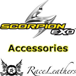 Scorpion Visors etc Exo 220 Pinlock Clear