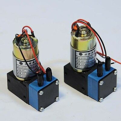 Micro Diaphragm 300-400ml Ink Pump for GZ Galaxy Ultra Smart DX5 ECO Sol *2pcs