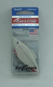 Mini Trap LOT OF 2 BILL LEWIS RAT-L-TRAP 1//4 OZ /& 1//2 OZ Rattletrap MADE USA