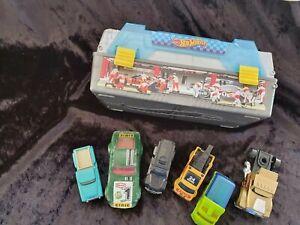 Matchbox-batalla-coche-lanzador-de-misiles-con-los-coches-camiones-Paquete-de-seleccion