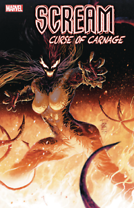 Scream-Curse-of-Carnage-6-Tan-Var-Marvel-Comics-Clay-Mcleod-Preorder