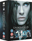 Underworld 1-4 (DVD, 2012, 4-Disc Set, Box Set)