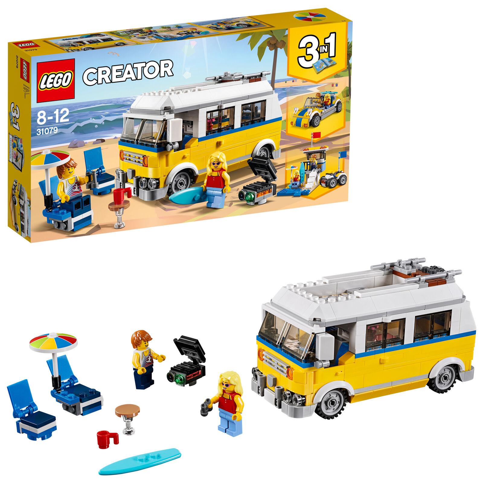LEGO Creator - Surfermobil (31079) (31079) Surfermobil 71474d