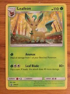 Leafeon-SM237-Black-Star-Promo-Power-Collection-Pokemon-Mint
