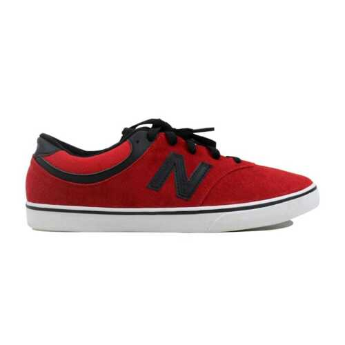 11 Balance 254 écarlatenoir New rouge Quincy Rouge Quincy Hommes mn0v8wNO