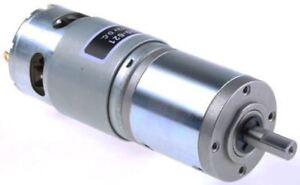RS-Pro-12-V-6-a-12-V-dc-20000-gcm-Brushed-DC-Geared-Motor-Output-Speed-55