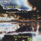 Welin String Quartets No 1 6 7 & 9 / Tale Quartet (cd Dec-1998 Bis