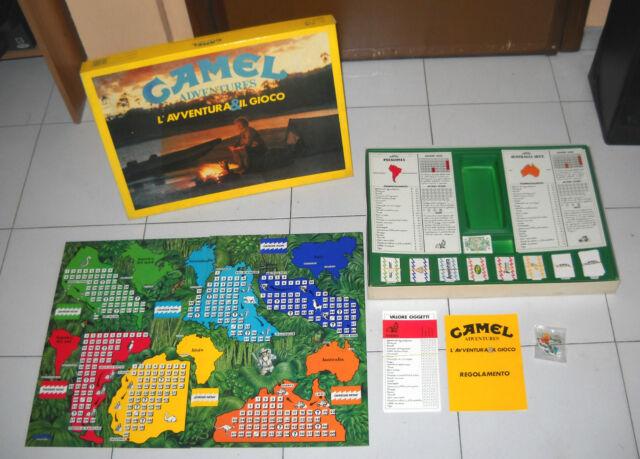 CAMEL ADVENTURES L'avventura & il gioco – PERFETTO 1986 Imagommage
