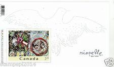 CANADA (2003)  SHEET RIOPELLE
