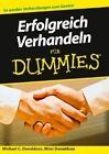 Erfolgreich Verhandeln Fur Dummies by Michael C. Donaldson (Paperback, 2007)