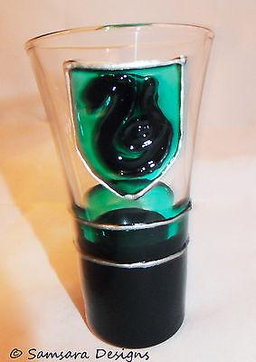 Slytherin Harry Potter Shot Glass