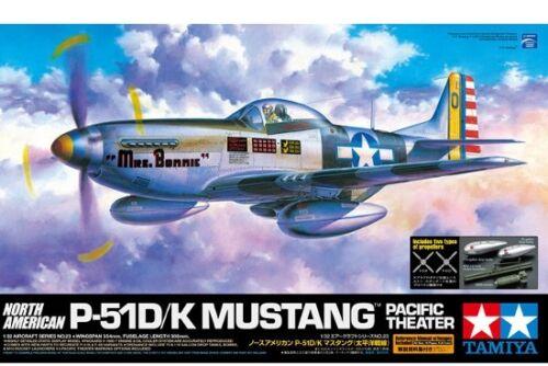 Tamiya 60323 Neu North American P-51D // K Mustang Pacific Theater