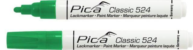 Pica Classic - Industrie Lackmarker - grün - 524/36
