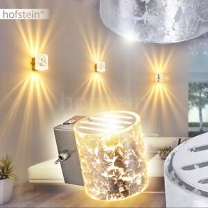 Silberne Wand design up silberne wand leuchte schalter wohn schlaf raum flur
