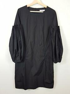 [ MORRISON ] Womens Long sleeved Black Dress RRP$399 | Size 2 or AU 10 / US 6