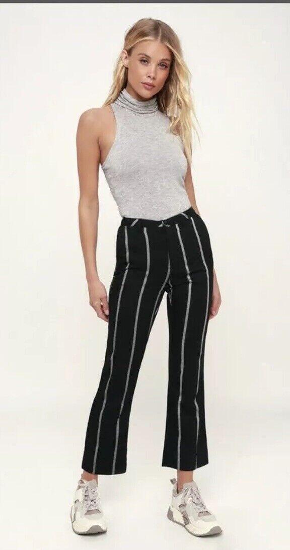 Volcom Stone Row Mad Hotter Ladies Pants Size 24