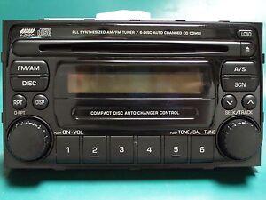 Suzuki Aerio Radio Controls