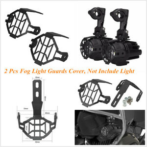 Motorcycle-Left-Right-Fog-Light-Protector-Guard-Cover-For-BMW-R1200GS-ADV-F800GS
