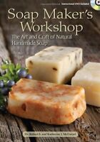 Soap Maker`s Workshop: The Art And Craft Of Natural Homemade Soap By Robert S. M on sale