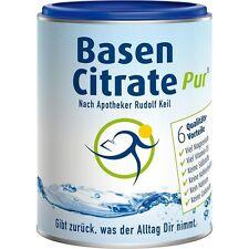 BASEN CITRATE Pur Pulver n. Apotheker   216 g   PZN3755779