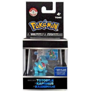 Mini-Figuras-De-Pokemon-Trainer-039-s-Choice-Totodile