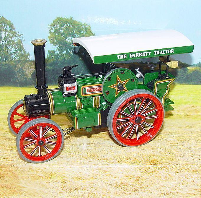 Corgi Dibnah's Choice THE GARRETT  MR.  POTTER  STEAM ENGINE Tractor MIB`00 RARE  expédition rapide