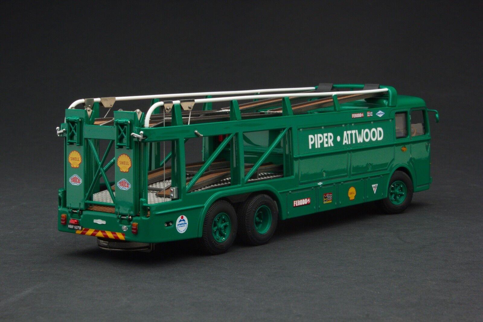 Exoto   Piper-Attwood   le Mans Bartoletti 306 2 Transporter   1 43 Exo00038