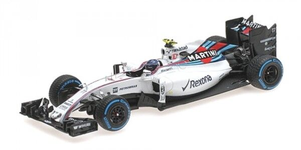 Williams Mercedes FW38 N ° 77 Brésilien GP Formule 1 Bottas) 2016 (Valtteri Bottas) 1 1ef61b