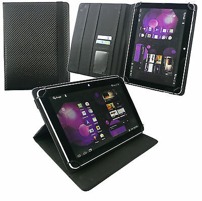 Universal Wallet Case Cover fits Cube Talk 8X Android Tablet 8 Inch