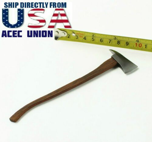 1//6 Scale Axe For Fireman Soldiers Military Weapon For Hot Toys Figure U.S.A.