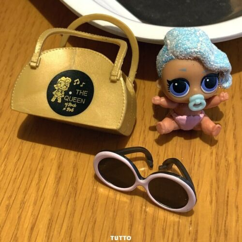 LOL Surprise LiL Sisters L.O.L Glitter SPLASH QUEENCLUB SERIES 2 Doll TOY GIFT