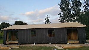 Image Is Loading 5 Bed Timber Frame Self Build House Kit