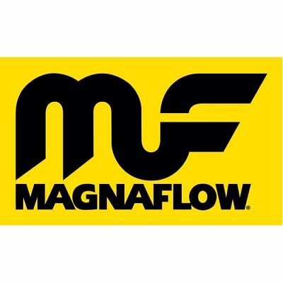 """2.25/""""//4/"""" Inlet//Outlet Magnaflow 14843 Universal Muffler With Single Tip"""