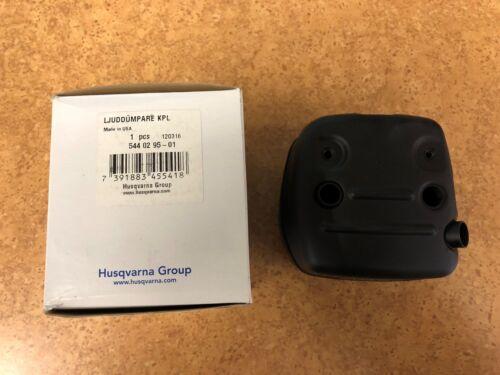 OEM HUSQVARNA Cylinder Muffler ASSY 5037653-01 GENUINE PART