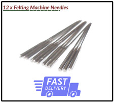 12 x Felting Machine Needles For Simplicity *BRAND NEW*
