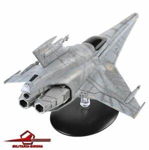 Viper Mark Vii (2004) Collection de navires officiels Eaglemoss Battlestar Galactica 6