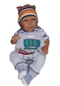 62//68+68//74 **George ** Englandmode Baby Jungen Strampler Onesie Einteiler Gr